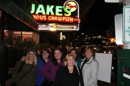 Jakes Famous Crawfish